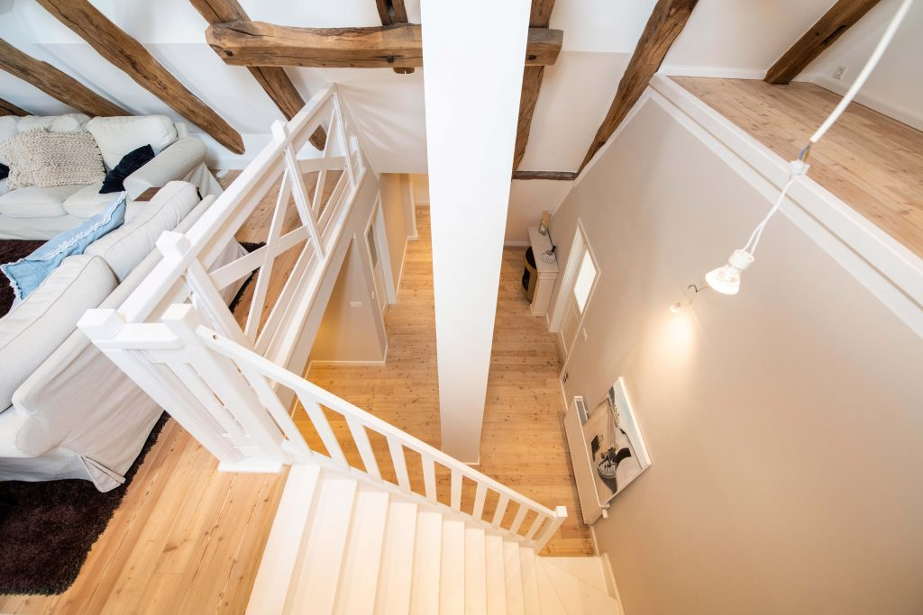 Dachgeschoss - Galerie