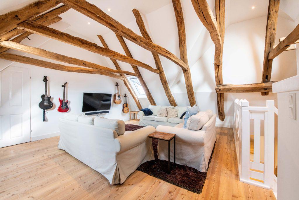 Dachgeschoss - Musikzimmer