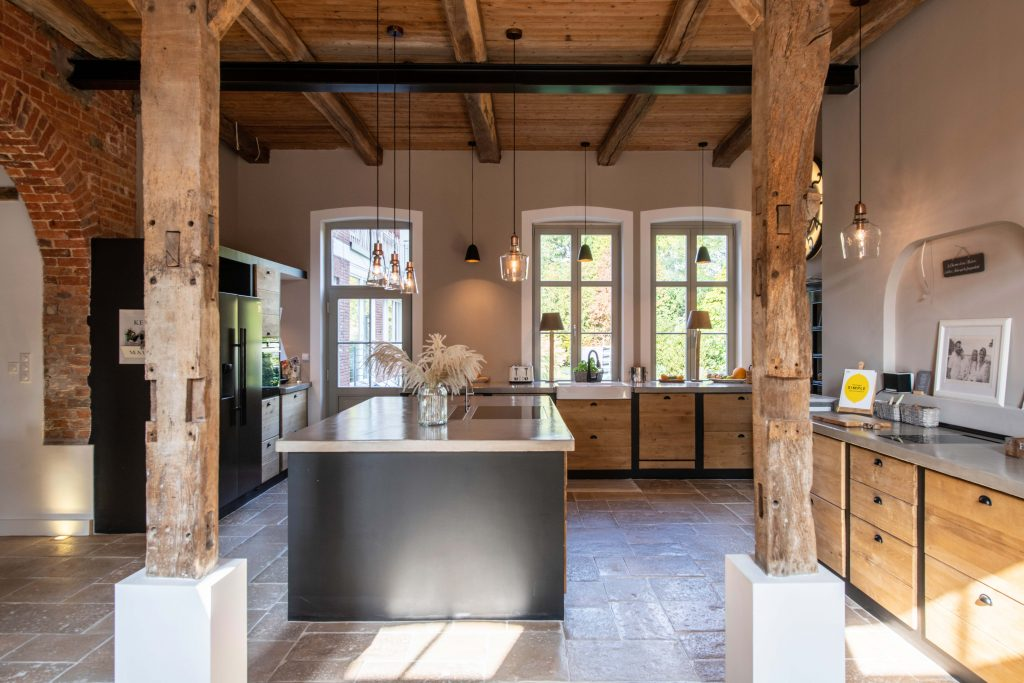 Erdgeschoss - Küche