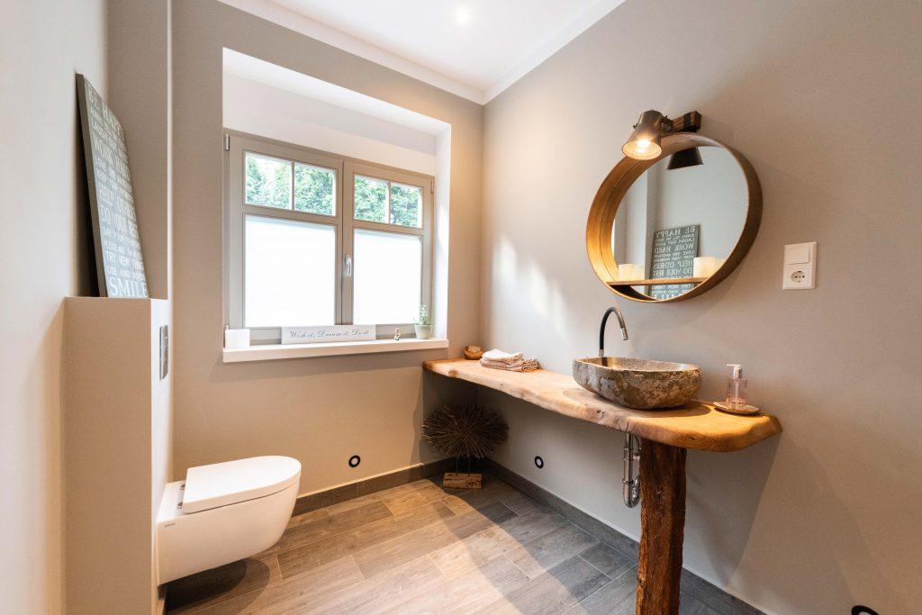 Obergeschoss - Badezimmer