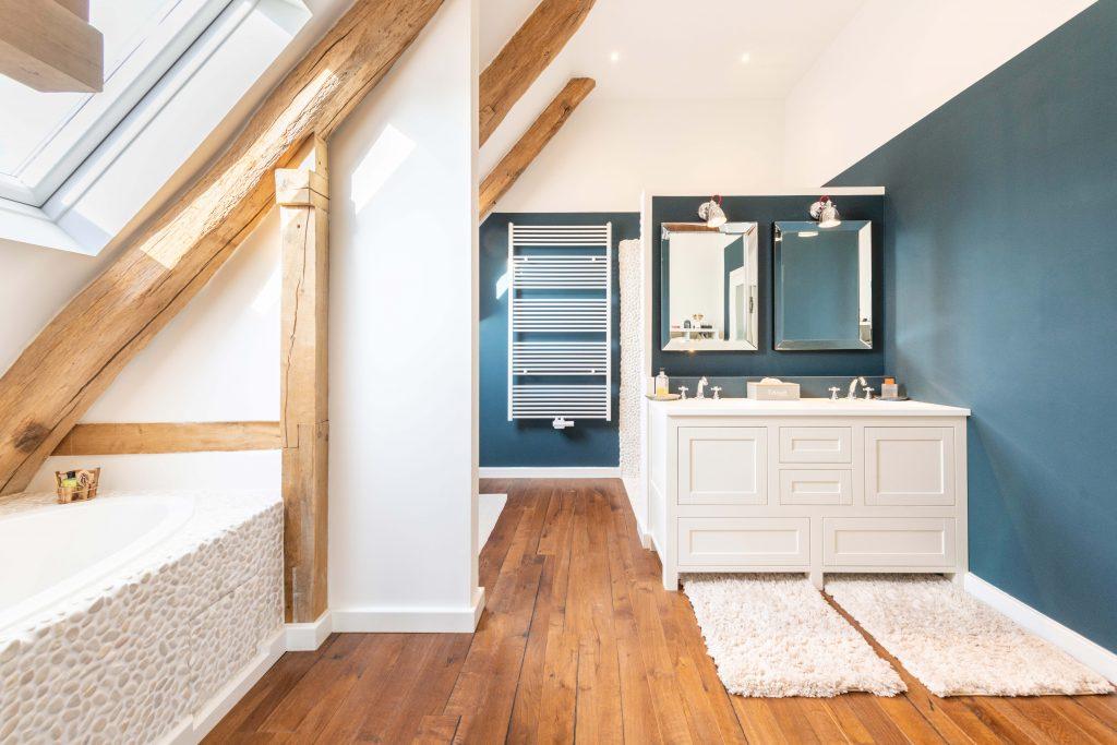 Obergeschoss - Master Bathroom