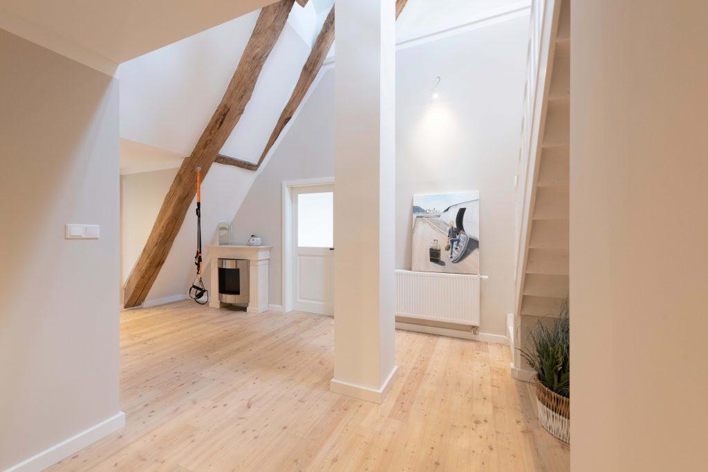 Obergeschoss - Treppenhaus Austritt